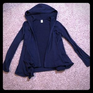 Old Navy Active Open Front Long Sleeve Size Large